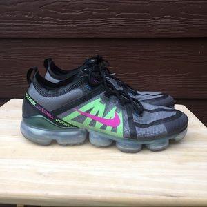 Nike Air VaporMax 2019 PRM Fuchsia/Lime Sneaker